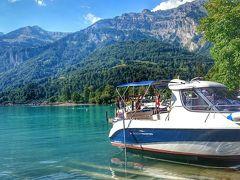 スイス・エメラルドグリーンに輝くブリエンツ湖【スイス情報.com】