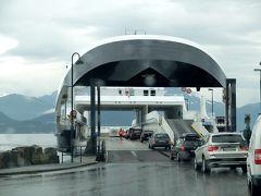 2015.8ノルウエーフィヨルドドライブ1771km 11-いよいよドライブ AalesundからStranda
