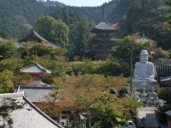 楽しい壷阪寺と 美しい高取城址