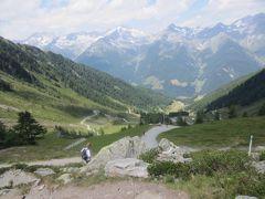 2015年オーストリア・イタリアの旅 №12  *** Klausberg ハイキング ***