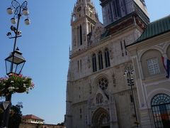 2015年夫婦でクロアチア・スロベニア旅行 6日目 ザグレブ~ブレッド湖編