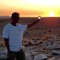 2015 長月 アフリカちょいブラ!4日目~5日目(ケープタウン→ウイントフック→ナミブ砂漠)編