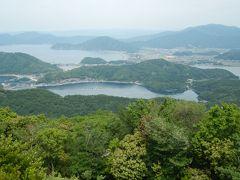 2015年5月GW(振替)若狭・丹後・但馬の旅(18) おおい町,若狭町 三方五湖