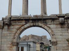 紺碧のエーゲ海に浮かぶ島々を訪ねて 【59】 アポロ・コーストからアテネに戻って
