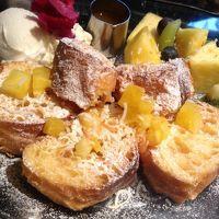 青山 FLOWER MARKET CAFE&微熱丘山(サニーヒルズ)へ