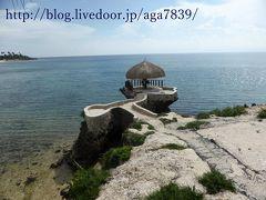 #244 2015年8月 夏休みのチケットゲット 今回はセブ州に属するカモテス諸島 『心が洗われるよ』って聞いたんだけど 本当かな? 行って確認しないとって事で 今回はカモテス諸島へ#6 ただ今バイクで爆走中、次は『St Joseph Parish:聖ジョセフ教会』『Santiago Bay Beach:サンチアゴ ベイ ビーチ』『Consuelo Wharf:コンスエロ港』『Mangodlong Beach:マンゴドロンビーチ』