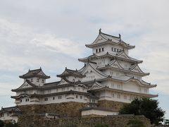 兵庫城巡り/竹田城跡・姫路城