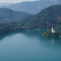 2015年夫婦でクロアチア・スロベニア旅行 7日目 ブレッド湖編