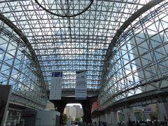 秋の優雅な北陸と信州の旅♪ Vol2(第1日目午後) ☆金沢:金沢駅から兼六園へ♪