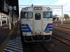 東京から函館へ鉄道旅−3 五能線に乗って