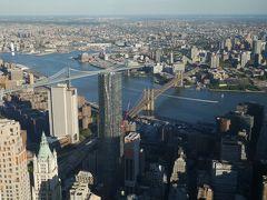 飛行機代約11万円(+JAL25,000マイル)世界一周の旅5日目 ニューヨーク散策