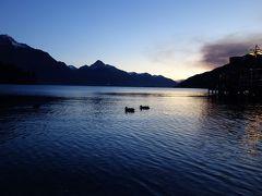 ニュージーランド 南島周遊 女1人旅フリー 8日間 1-2日目