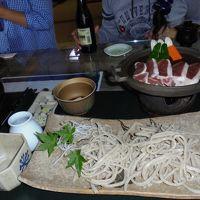美味い蕎麦と筑波山。