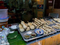 タイ旅行2015 パート02 (タイ・サムチュック百年市場編)