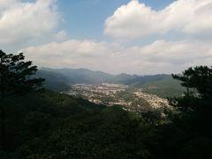 秋晴 赤ぼっこ・天狗岩(長淵山ハイキングコース)
