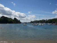 コンロー半島Presqu'île de Conleauとヴァンヌ水族館 両親とフランス その10