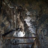 石見銀山・温泉津温泉と松江を少し旅(前編)〜石見銀山のハイライトは、大久保間歩ツアー。真っ暗闇の光の先にこうもりも飛ぶ、正真正銘の銀山体験です〜