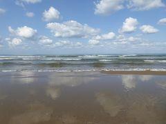 秋の優雅な北陸と信州の旅♪ Vol16(第2日目午前) ☆羽咋市:千里浜なぎさドライブウェイを走る♪