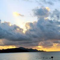 海の京都博開催中!水平線のかなたに沈む夕日を求めて丹後半島夕日ヶ浦へ♪