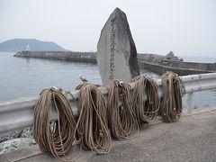 日本の島めぐり 集落の細い路地が楽しかった答志島