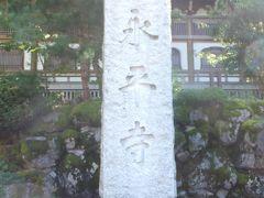 秋の北陸旅行~(12)4日目は福井。念願の「永平寺」と「丸岡城」に行って参りました!