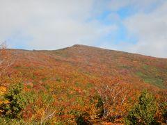 2015 秋の栗駒山ハイキング 前編 ~ いわかがみ平から山頂、昭和湖へ ~