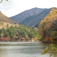 秋の刈込湖切込湖ハイキング~紅葉の湖・黄葉の涸沼・光徳を楽しむ~