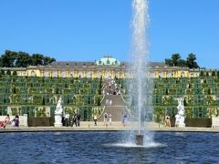 Potsdam 無憂宮とツェツィーリエンホーフ宮を訪ねて