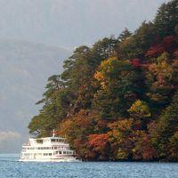 chokoっと散歩〜紅葉の奥入瀬・十和田湖☆最高の紅葉まではもうちょっと〜