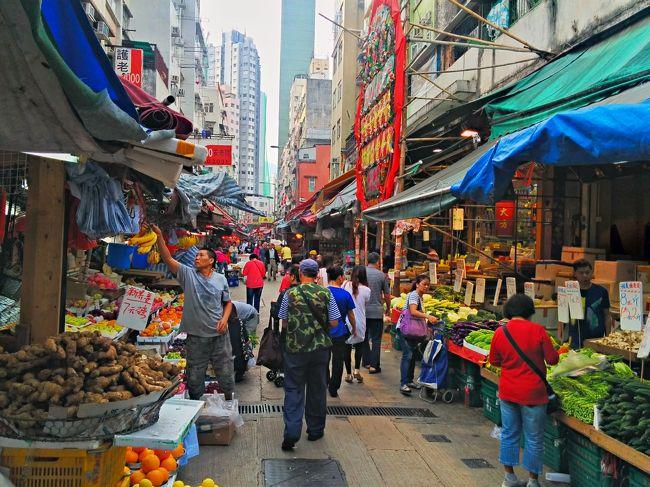 """所用があり香港へ行くことになり、ついでに少しだけ観光もしてきました。1泊2日なので夜と朝の観光だけですがフルーツチャン監督の映画""""紅van""""(ミッドナイト・アフター)の舞台になった大埔を駆け足で見てきました。香港らしさが感じられてよかったです。"""