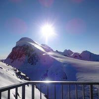 家族で個人旅行でスイスの定番を回った。5 マッターホルン グレイシャー パラダイス観光後 グリンデルワルトへ