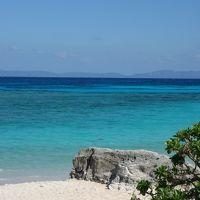 南十字星の見える島(はてるまブルーの海)