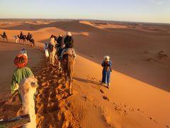 モロッコぐるっと8日間【お気に入りはトドラ渓谷】