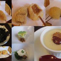 都内でのお食事記:根津の「串あげ・はん亭」、新橋の「俺のイタリアンJAZZ」
