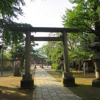 東海道 品川宿をぶらりと散歩する