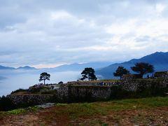 天空の城・竹田城に雲海~白鷺城・姫路城を巡る
