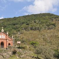 五島列島での最後の旅~ほぼ無人島野崎島の旧野首教会