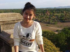 NACKさん ミャンマーで仏像を拝む 3 バガン ①