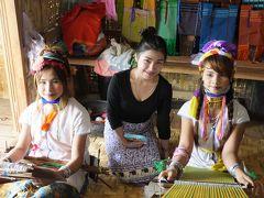 NACKさん ミャンマーで仏像を拝む 6 インレー湖