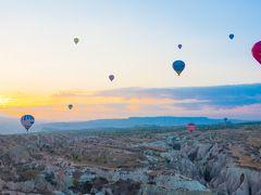 2015年 こんな時だからトルコ旅行記 3−4日目:こんな時でも絶景!カッパドキア(地下都市も行ったよ♪)