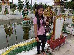NACKさん ミャンマーで仏像を拝む 7 ニャウンシュエ(インレー湖)