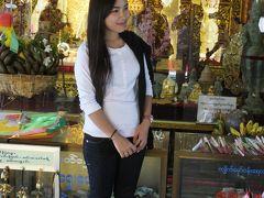 NACKさん ミャンマーで仏像を拝む 10 チャウタン水中寺院