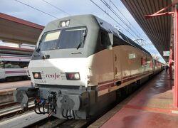 2015年10月 凱旋門賞とポルトガル、スペイン鉄道の旅 (3) フランス・パリ-ポルトガル・リスボン乗り鉄編