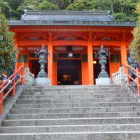 奈良天川村の洞川温泉桝源旅館宿泊と龍泉寺