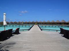 BAROS MALDIVES ホテル編