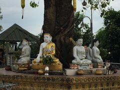 2015年10月 ヤンゴン 空港周辺