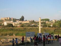 セルチュクのアルテミス神殿