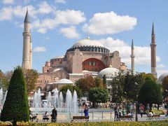 ♪飛んでイスタンブール <アヤソフィア・トプカプ宮殿> おまけにベリーダンス!