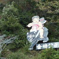 小田原城と漁港と金時公園