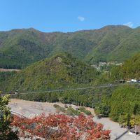 今回行ってきたのは、谷瀬の吊り橋、十津川温泉方面 天気も良く最高のバイクツーリングでした!